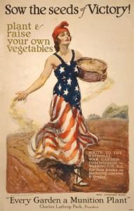 Poster uit de 1e wereldoorlog